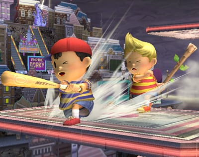 ness and lucas relationship