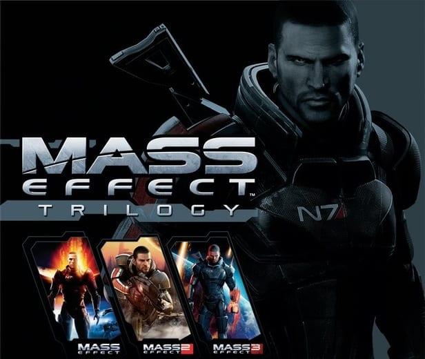 """Képtalálat a következőre: """"mass effect trilogy"""""""