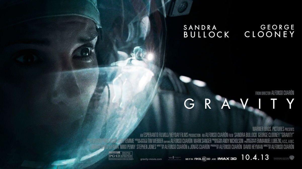 "gravity"" movie review - blast"