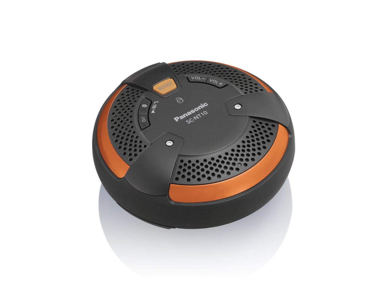 Panasonic SCNT-10-D Tough Portable Speaker System