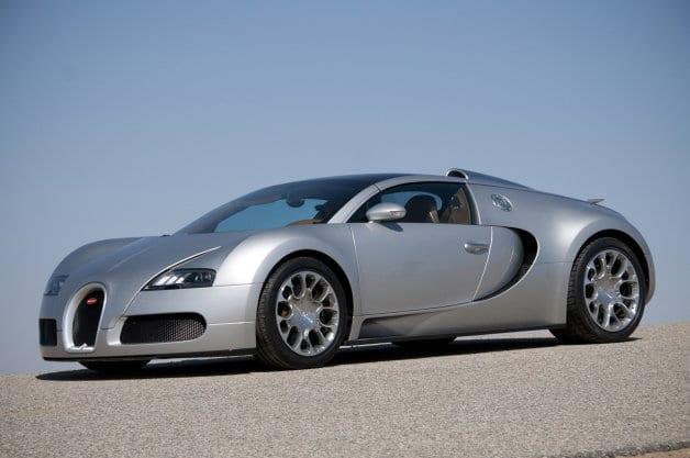 Bugatti To Create Veyron Successor
