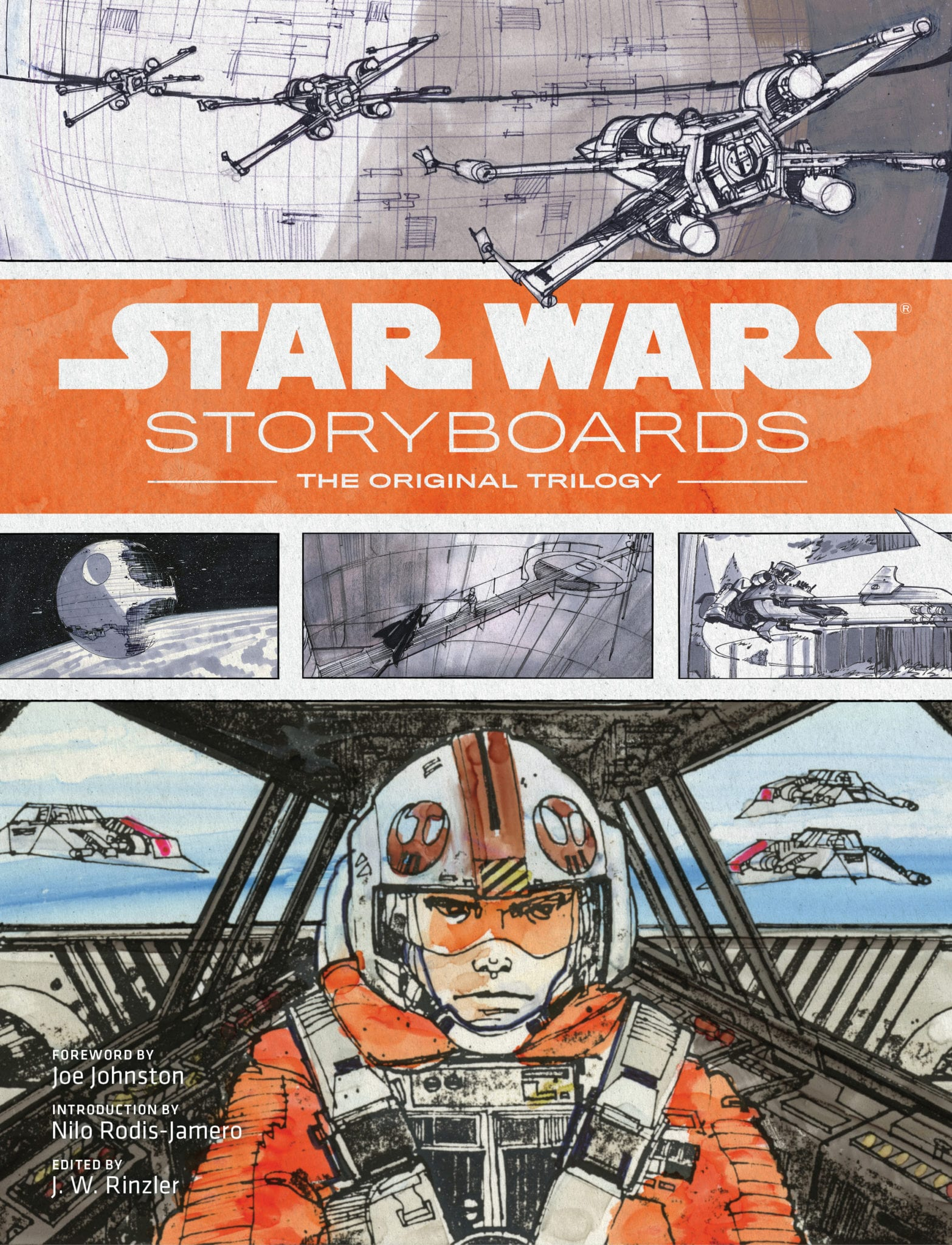 Book review star wars storyboards the original trilogy blast book review star wars storyboards the original trilogy malvernweather Choice Image